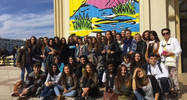Lycée Bayonne - Festival latino 2015 - 1